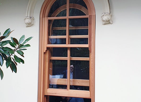 timber window replacement installation sydney